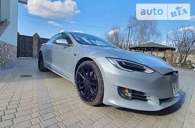 Лифтбек Tesla Model S 2013 в Харькове