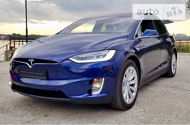 Tesla Model X 100D 2017 в Киеве