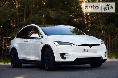Tesla Model X 75D 2016 в Киеве