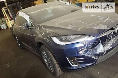 Tesla Model X 75D 2018 в Кривом Роге