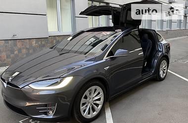 Tesla Model X 90D Winter Pack