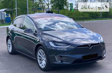 Tesla Model X 90D 2017 в Ровно