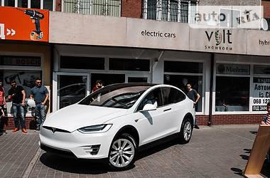 Tesla Model X 2016 в Ивано-Франковске