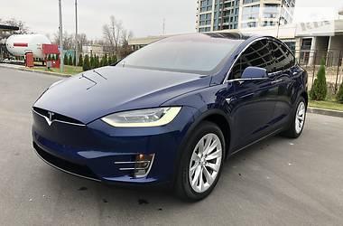 Tesla Model X 2018 в Днепре
