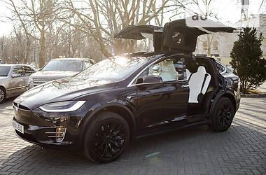 Tesla Model X 2018 в Одессе