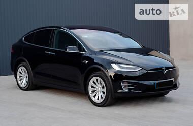 Tesla Model X 2017 в Одессе