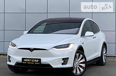 Tesla Model X 2020 в Киеве