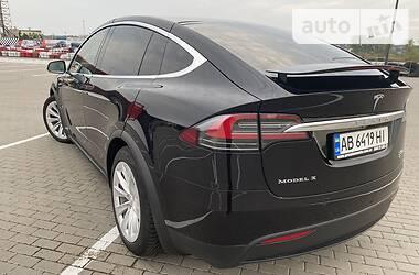 Tesla Model X 2017 в Вінниці