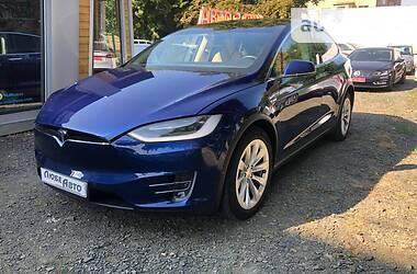 Tesla Model X 2016 в Луцке