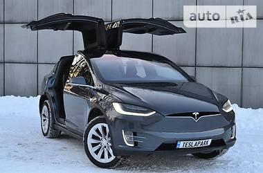 Tesla Model X 2017 в Києві