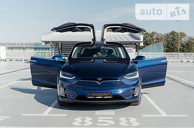 Tesla Model X 2018 в Києві