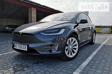 Tesla Model X 2018 в Львові