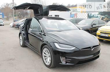 Внедорожник / Кроссовер Tesla Model X 2018 в Харькове