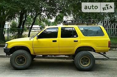 Toyota 4Runner Гниляк 1991