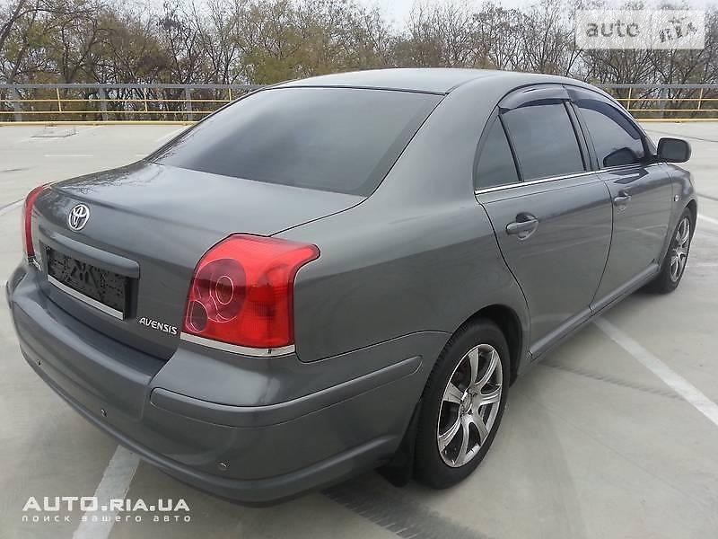 Toyota Avensis 2003 в Одессе