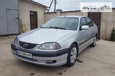 Toyota Avensis 2.0 D-4 2002