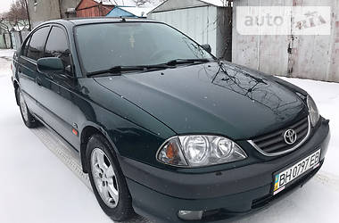 Toyota Avensis 2000 в Черноморске