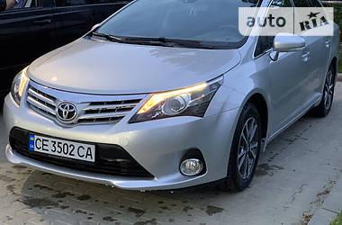 Toyota Avensis 2014 в Черновцах