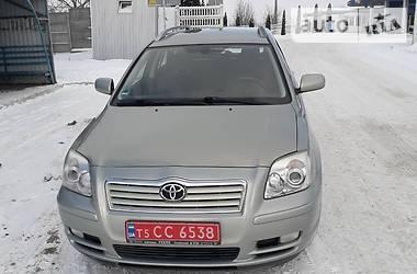 Toyota Avensis 2004 в Ровно