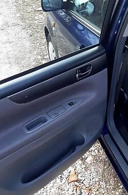 Мінівен Toyota Avensis 2003 в Ковелі