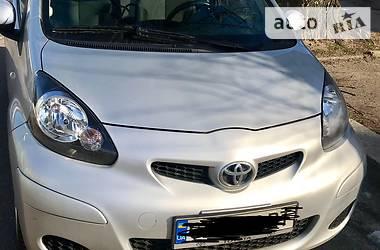 Toyota Aygo 2011 в Черкассах