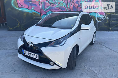 Toyota Aygo 2015 в Киеве