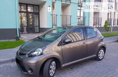 Toyota Aygo 2012 в Львове