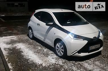 Toyota Aygo 2015 в Долине