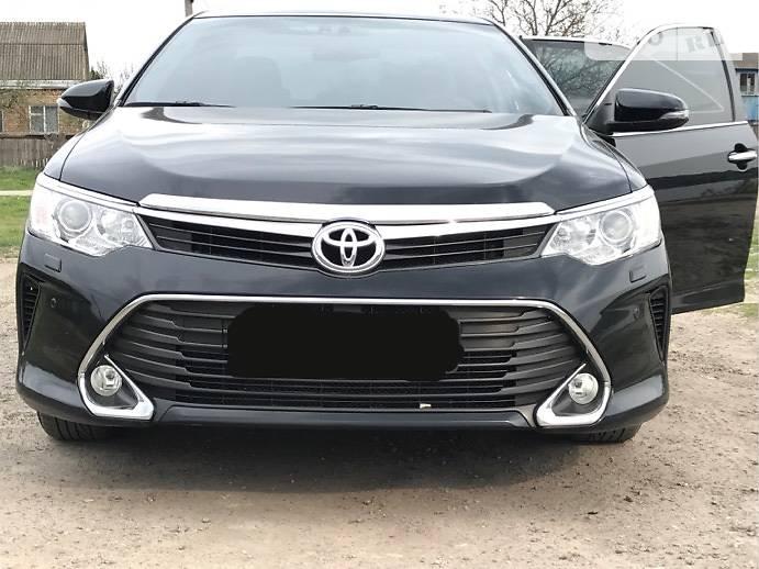 Toyota Camry 2014 года