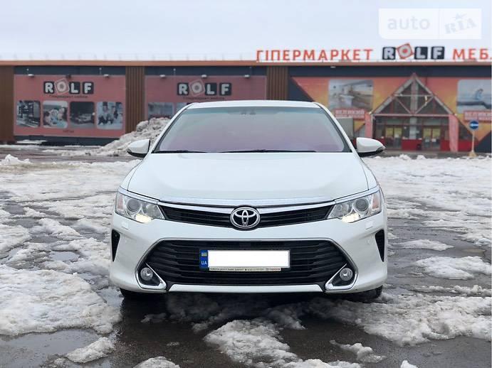 Toyota Camry comfort