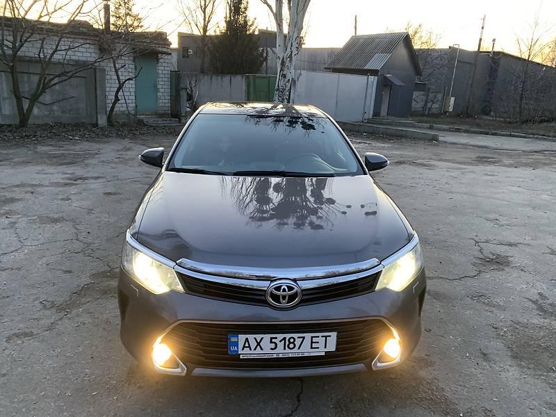 Toyota Camry 2016 в Харькове
