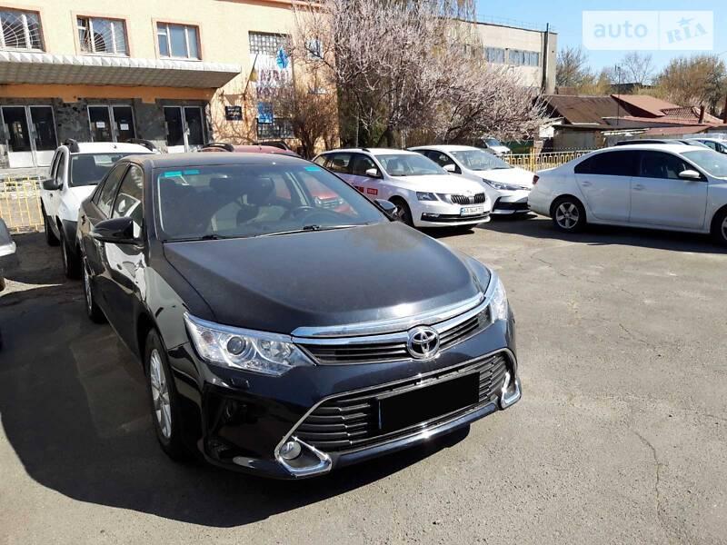 Toyota Camry Life