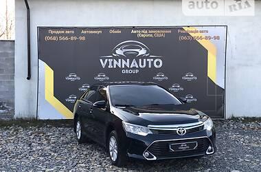 Toyota Camry 2017 в Виннице