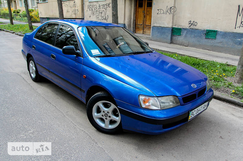 Toyota Carina 1996 в Львове