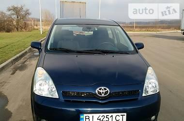 Toyota Corolla Verso 2005 в Полтаве