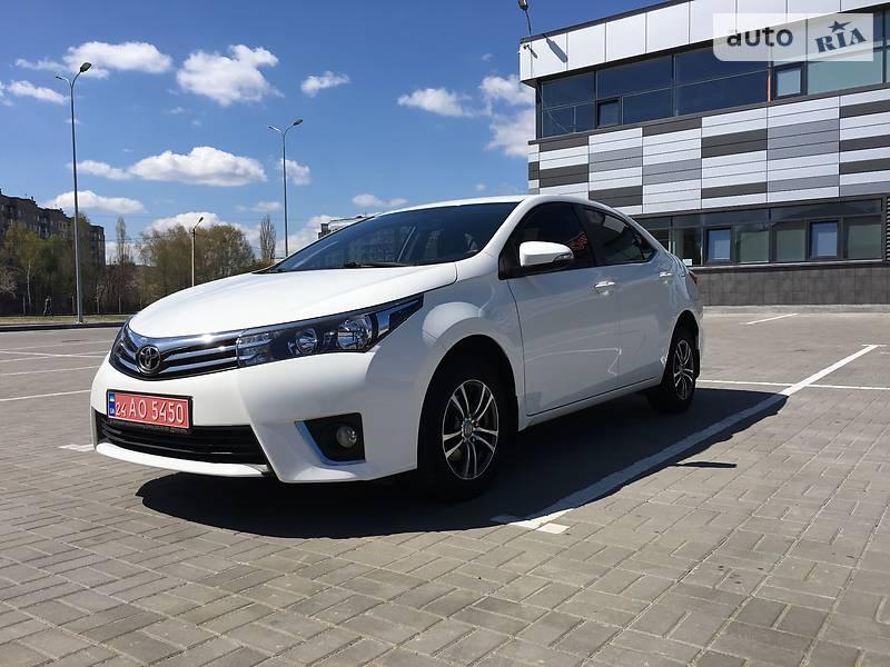 Toyota Corolla 2015 в Черкассах