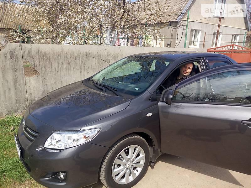 Toyota Corolla 2008 в Одессе