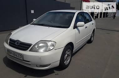 Toyota Corolla 2001 в Одессе