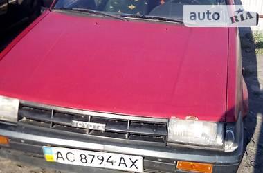Toyota Corolla 1987 в Луцке