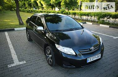 Toyota Corolla 2008 в Черновцах