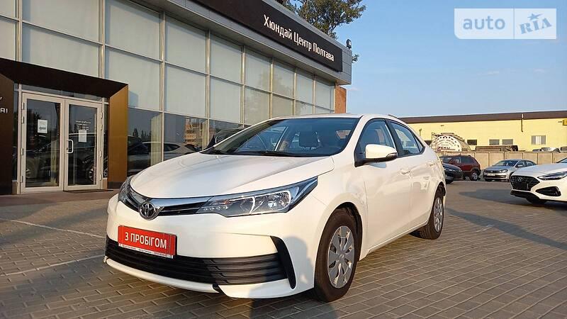 Toyota Corolla OFFICIAL AUTO 2018