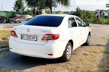 Седан Toyota Corolla 2011 в Белой Церкви
