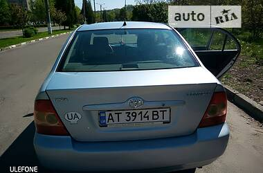 Седан Toyota Corolla 2006 в Івано-Франківську