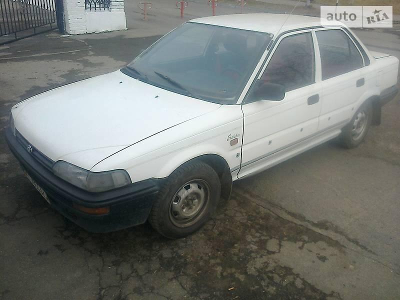 Toyota Corolla 1992 в Калуше