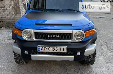 Внедорожник / Кроссовер Toyota FJ Cruiser 2006 в Запорожье