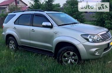 Toyota Fortuner 2008 в Харькове