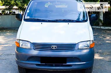 Toyota Hiace груз. 2000 в Одессе