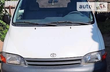 Легковой фургон (до 1,5 т) Toyota Hiace груз. 2001 в Балаклее