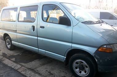Toyota Hiace пасс. 2001 в Одессе