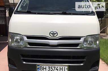Toyota Hiace пасс. 2012 в Одессе
